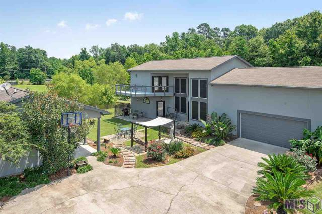 12605 Woodland Hill Rd, Denham Springs, LA 70706 (#2019010372) :: The W Group with Berkshire Hathaway HomeServices United Properties