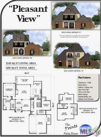 7732 Cutt Pointe Dr, Ventress, LA 70783 (#2019010382) :: The W Group with Berkshire Hathaway HomeServices United Properties