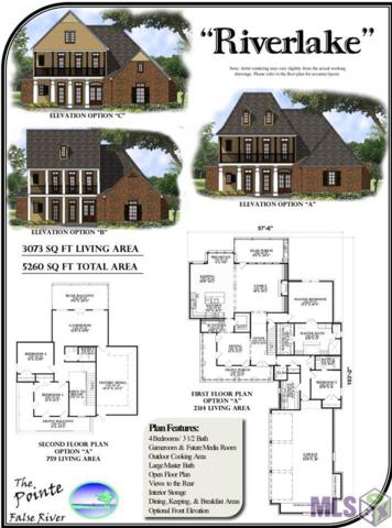 7712 Cutt Pointe Dr, Ventress, LA 70783 (#2019010384) :: The W Group with Berkshire Hathaway HomeServices United Properties