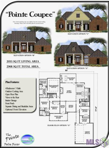 7622 Cutt Pointe Dr, Ventress, LA 70783 (#2019010395) :: The W Group with Berkshire Hathaway HomeServices United Properties