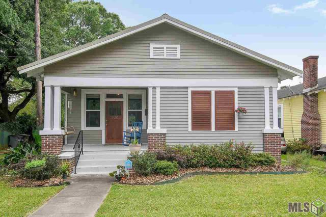 1820 Wisteria St, Baton Rouge, LA 70802 (#2019010657) :: Patton Brantley Realty Group