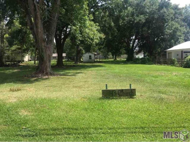 3743 Church St, Slaughter, LA 70777 (#2019012337) :: Patton Brantley Realty Group