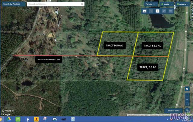 Tract J Grant St, Wilson, LA 70789 (#2019012501) :: Patton Brantley Realty Group