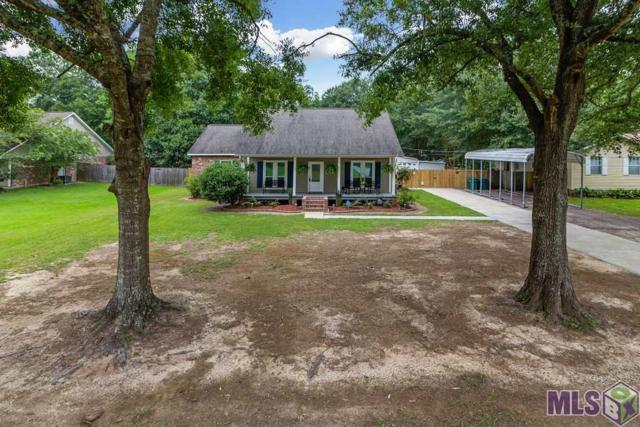 12621 Ina Dr, Walker, LA 70785 (#2019012550) :: Darren James & Associates powered by eXp Realty