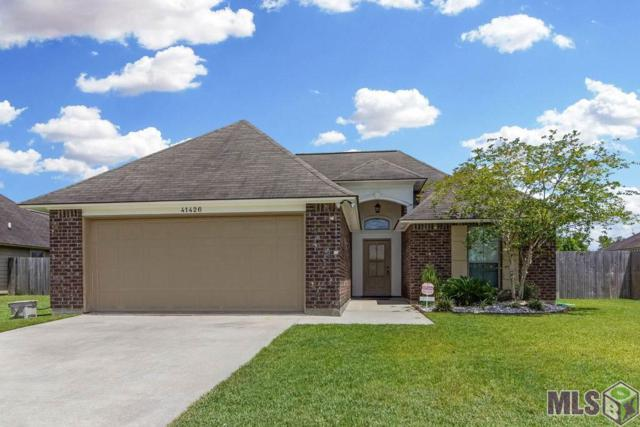 41426 Hearthstone Ave, Gonzales, LA 70769 (#2019012717) :: The W Group with Berkshire Hathaway HomeServices United Properties