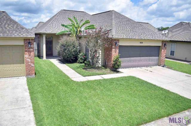 664 Summer Breeze Dr, Baton Rouge, LA 70810 (#2019014138) :: Patton Brantley Realty Group