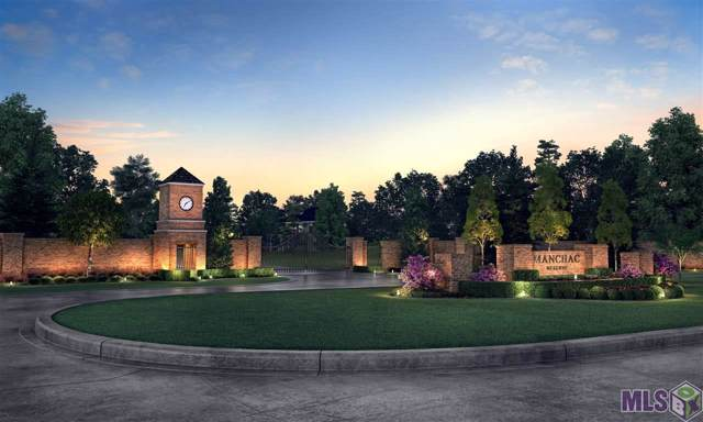 Lot 17 Manchac Reserve Dr, Baton Rouge, LA 70817 (#2019015968) :: The W Group with Berkshire Hathaway HomeServices United Properties