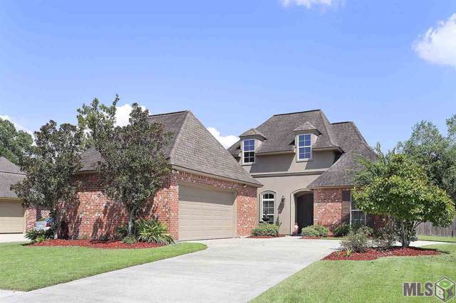 13138 Moss Pointe Dr, Geismar, LA 70734 (#2019016055) :: Patton Brantley Realty Group