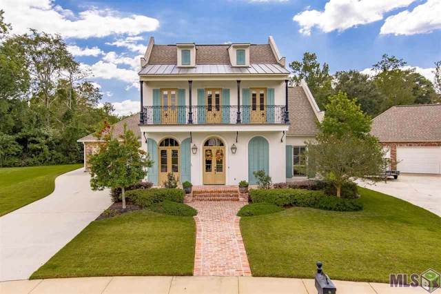 13366 N Eisworth Ave, Central, LA 70818 (#2019016733) :: The W Group with Berkshire Hathaway HomeServices United Properties