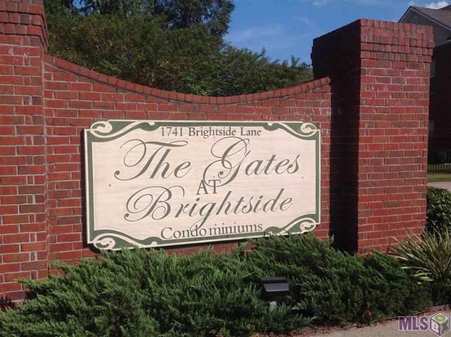 1741 Brightside Dr H-8, Baton Rouge, LA 70820 (#2019016795) :: Patton Brantley Realty Group