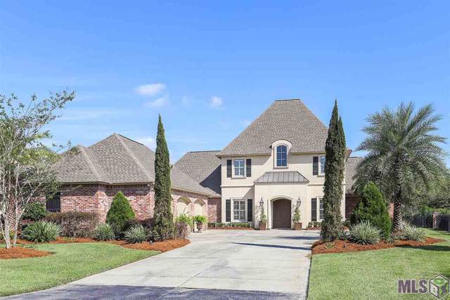 25820 Carnoustie Way, Denham Springs, LA 70726 (#2019016798) :: The W Group with Berkshire Hathaway HomeServices United Properties