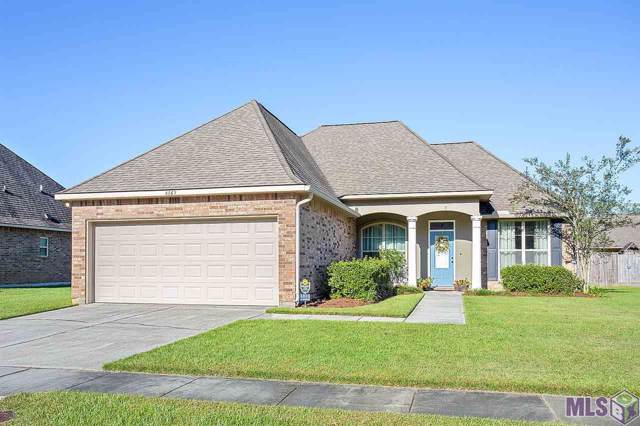 4869 Queens Carriage St, Zachary, LA 70791 (#2019016821) :: Patton Brantley Realty Group