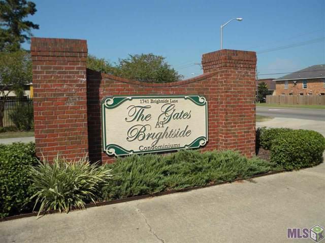 1741 Brightside Dr F-1, Baton Rouge, LA 70820 (#2019017343) :: Patton Brantley Realty Group