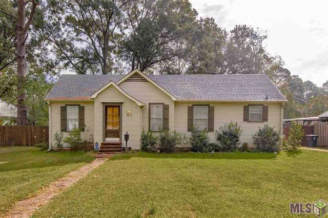373 Croydon Ave, Baton Rouge, LA 70806 (#2019017512) :: The W Group with Berkshire Hathaway HomeServices United Properties