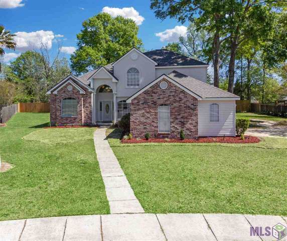 5296 Myrtle Hill Ave, Zachary, LA 70791 (#2019017645) :: Darren James & Associates powered by eXp Realty