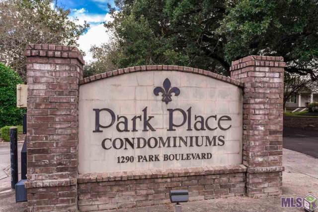 1290 Park Blvd #106, Baton Rouge, LA 70806 (#2019017702) :: The W Group with Berkshire Hathaway HomeServices United Properties