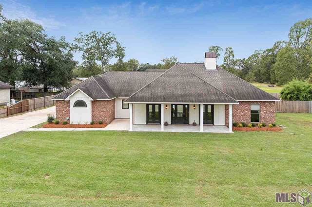 13463 Bourgeois Rd, Gonzales, LA 70737 (#2019017704) :: The W Group with Berkshire Hathaway HomeServices United Properties