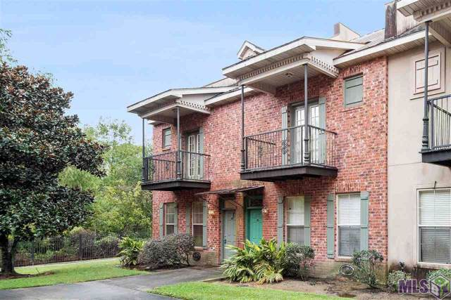 10600 Lakes Blvd #406, Baton Rouge, LA 70810 (#2019017771) :: Smart Move Real Estate