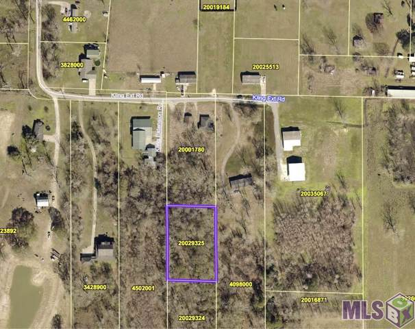 TBD Kling Extension Rd, Geismar, LA 70734 (#2019017996) :: The W Group with Berkshire Hathaway HomeServices United Properties