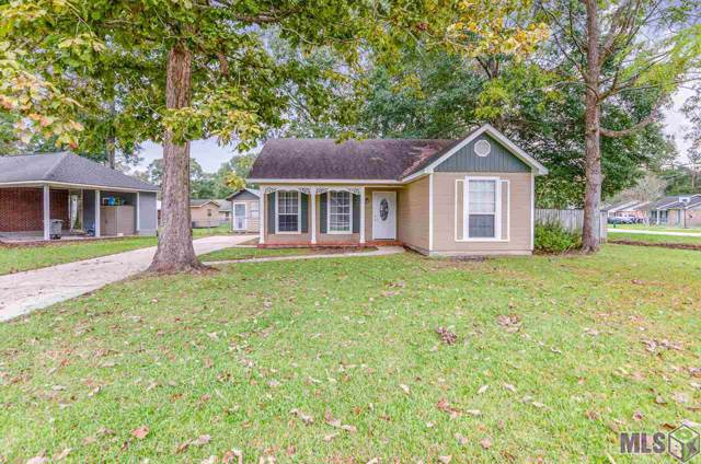 11136 Village Green Dr, Greenwell Springs, LA 70739 (#2019018002) :: Patton Brantley Realty Group