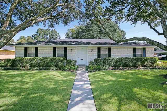 263 W Kirkley Pl, Baton Rouge, LA 70815 (#2019018056) :: Darren James & Associates powered by eXp Realty