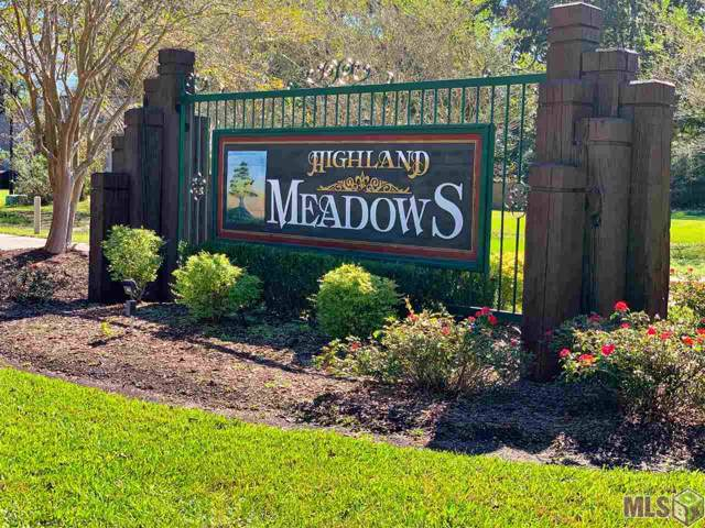 Highland Meadows Dr, Jackson, LA 70748 (#2019018581) :: Patton Brantley Realty Group