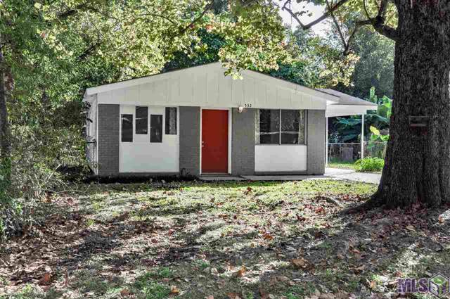 532 Eucalyptus St, Port Allen, LA 70767 (#2019018688) :: Darren James & Associates powered by eXp Realty