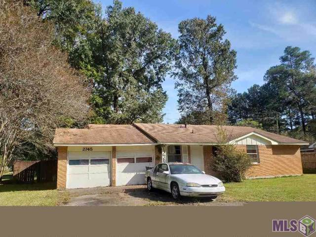 2745 Cedarcrest Ave, Baton Rouge, LA 70816 (#2019018700) :: The W Group with Keller Williams Realty Greater Baton Rouge