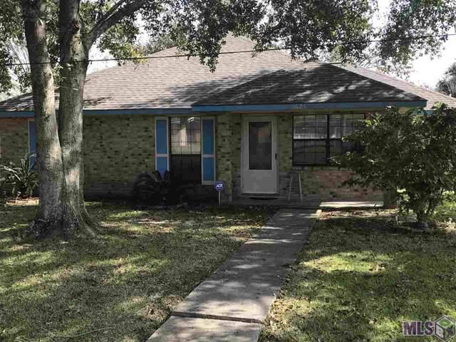 1621 Loretta D St, Donaldsonville, LA 70346 (#2019018733) :: Patton Brantley Realty Group