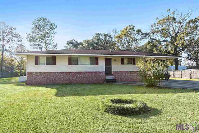 12509 Palmer Rd, Gonzales, LA 70737 (#2019018818) :: The W Group with Berkshire Hathaway HomeServices United Properties