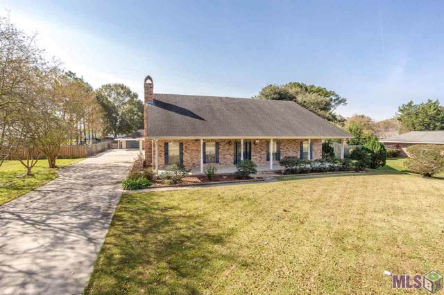 606 E St Francis St, Brusly, LA 70719 (#2019019154) :: The W Group with Berkshire Hathaway HomeServices United Properties