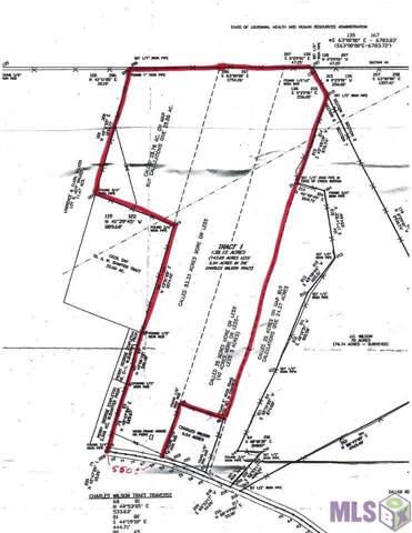 TBD Line Rd, Ethel, LA 70730 (#2019019363) :: The W Group with Berkshire Hathaway HomeServices United Properties