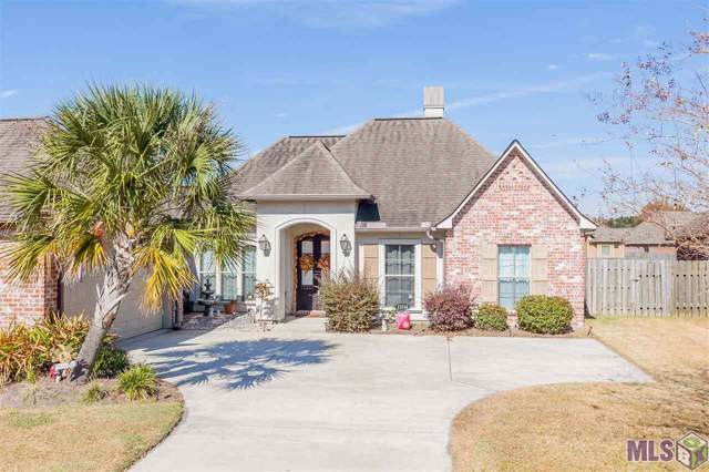 13334 W Mill Grove Dr, Gonzales, LA 70737 (#2019019419) :: David Landry Real Estate