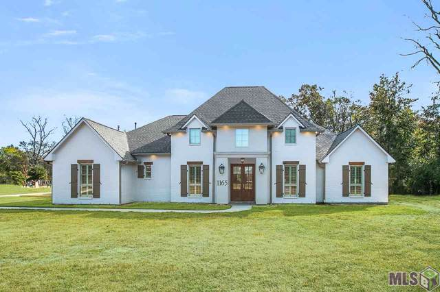 1165 Bayou Paul Ln, St Gabriel, LA 70776 (#2019019768) :: Patton Brantley Realty Group