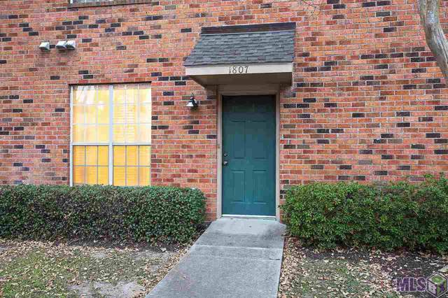 710 E Boyd Dr #1807, Baton Rouge, LA 70808 (#2019019828) :: Patton Brantley Realty Group