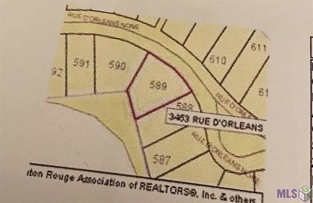 589 Rue D'orleans, Baton Rouge, LA 70810 (#2019019856) :: Patton Brantley Realty Group