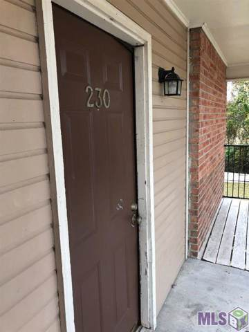 1984 E Brightside Ln #230, Baton Rouge, LA 70820 (#2019019865) :: Smart Move Real Estate
