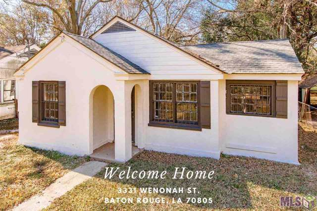 3331 Wenonah St, Baton Rouge, LA 70805 (#2019019983) :: Patton Brantley Realty Group
