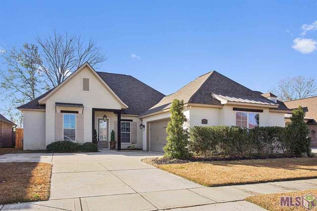 1366 Meadow Grove Ave, Zachary, LA 70791 (#2019020011) :: Patton Brantley Realty Group