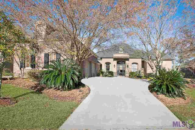 19119 Spyglass Hill Dr, Baton Rouge, LA 70809 (#2019020065) :: The W Group with Berkshire Hathaway HomeServices United Properties