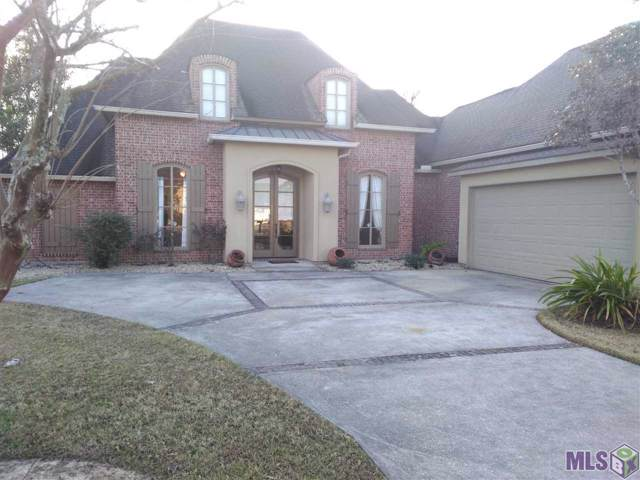 18349 Lake Harbor Ln, Prairieville, LA 70769 (#2019020085) :: David Landry Real Estate
