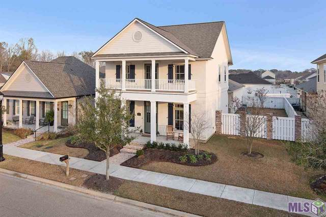 4376 Chapel Hill Row, Zachary, LA 70791 (#2019020126) :: The W Group with Berkshire Hathaway HomeServices United Properties