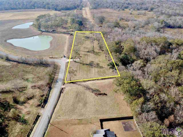 Loosemore Rd, Gonzales, LA 70737 (#2019020351) :: The W Group with Berkshire Hathaway HomeServices United Properties