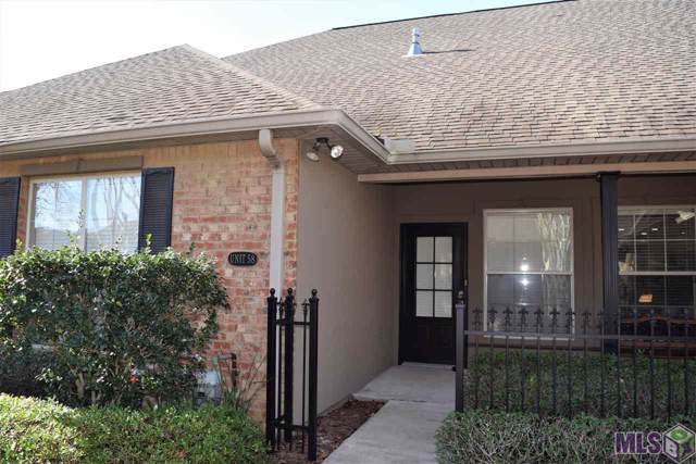 4848 Windsor Village Dr #58, Baton Rouge, LA 70817 (#2019020353) :: The W Group with Berkshire Hathaway HomeServices United Properties