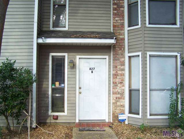 827-B E Boyd Dr B, Baton Rouge, LA 70808 (#2019020516) :: Smart Move Real Estate