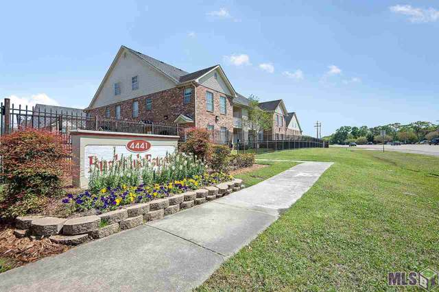 4441 Burbank Dr #204, Baton Rouge, LA 70820 (#2020000127) :: Patton Brantley Realty Group
