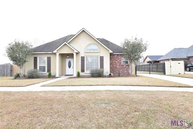 6322 Woodside Dr, Zachary, LA 70791 (#2020000189) :: Patton Brantley Realty Group