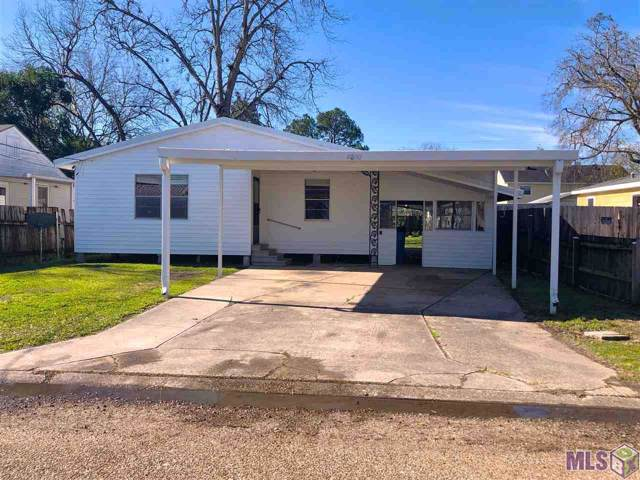 4200 Francis St, Berwick, LA 70342 (#2020000223) :: Darren James & Associates powered by eXp Realty