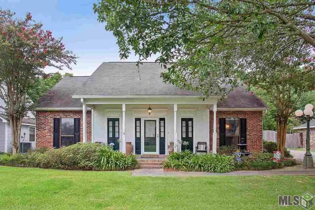 1445 Weeping Willow Dr, Denham Springs, LA 70726 (#2020000282) :: David Landry Real Estate