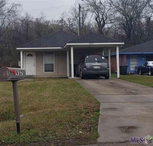 9373 El Scott Ave, Baton Rouge, LA 70811 (#2020000414) :: Patton Brantley Realty Group